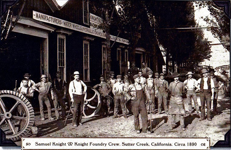 Knight Foundry…Preserving Our History