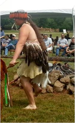 Dahkota Brown Dancing
